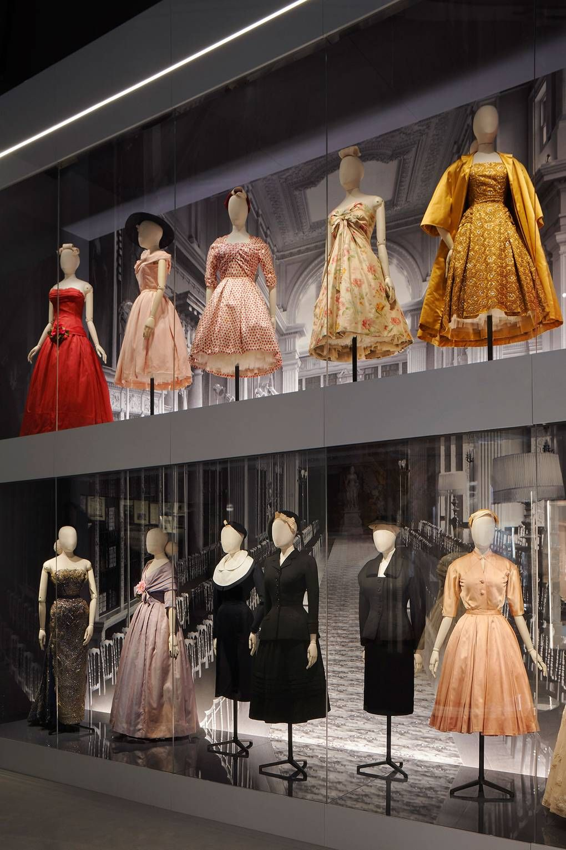 Dior Puts Its Enchanting Designer Of Dreams Exhibition Online Christian Dior Designer Museum Fashion Dior Fashion