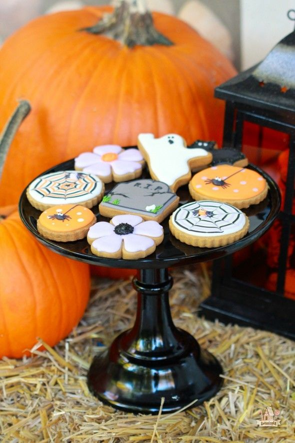 Galletas de Halloween :: Halloween Cookies