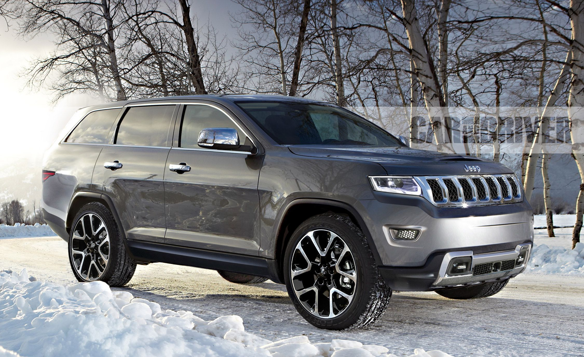 Best 2020 Jeep Grand Cherokee New Review Car Price 2019 Jeep