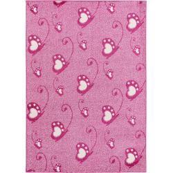 Photo of benuta Kinderteppich Noa Kids Butterfly Pink 120×170 cm – Teppich für Kinderzimmerbenuta.de