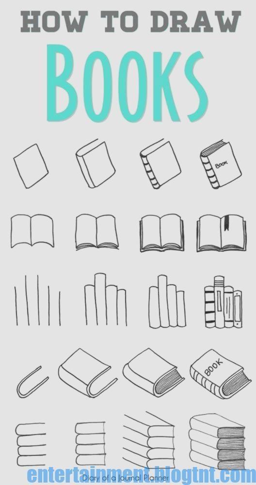 Buch Zeichnen Doodles Zeichnen Viele Vorlagen Fur Deine Inspiration Und Offenes Buch Hand Zeichnen Ve Kritzelbucher Zeichnen Anleitung Doodle Art Einfach