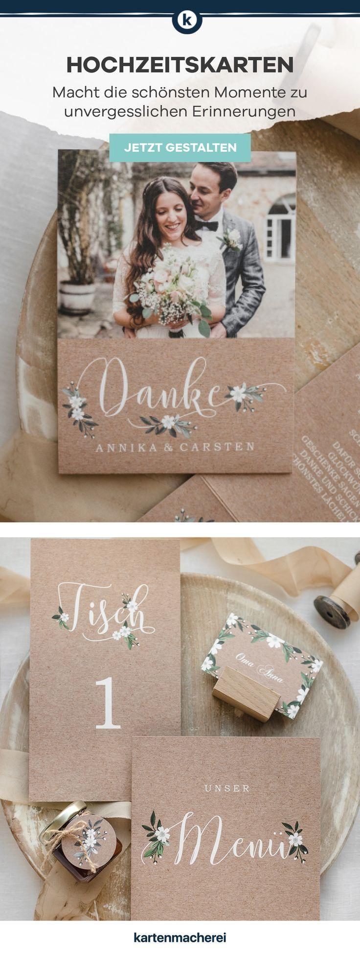 DIY Tischkarten aus Weinkorken einfach selbermachen mit dem - Hochzeit #personalizedwedding
