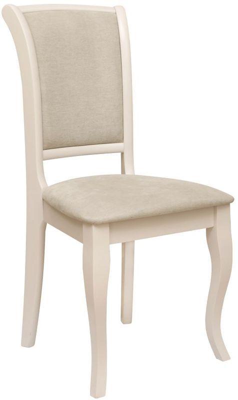 стул деревянный джил усиленный каркас цвет айвори слоновая кость