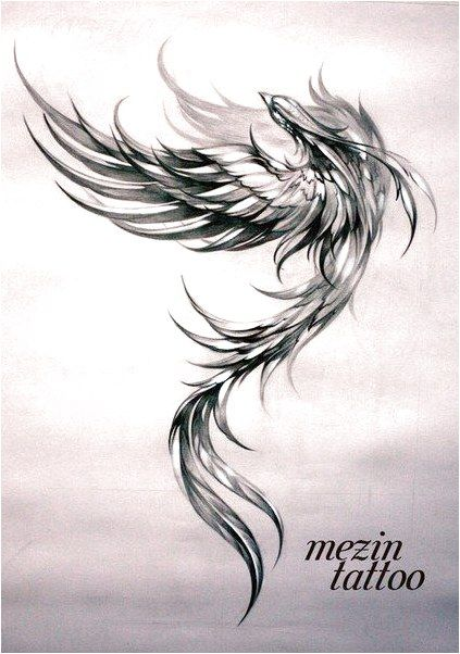 Phoenix Moderntattoodesigns Click To See More Pheonix Tattoo Phoenix Bird Tattoos Phoenix Tattoo