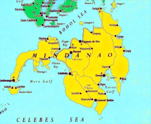 This Makes Mindanao Not Exactly What You Call A Tourist