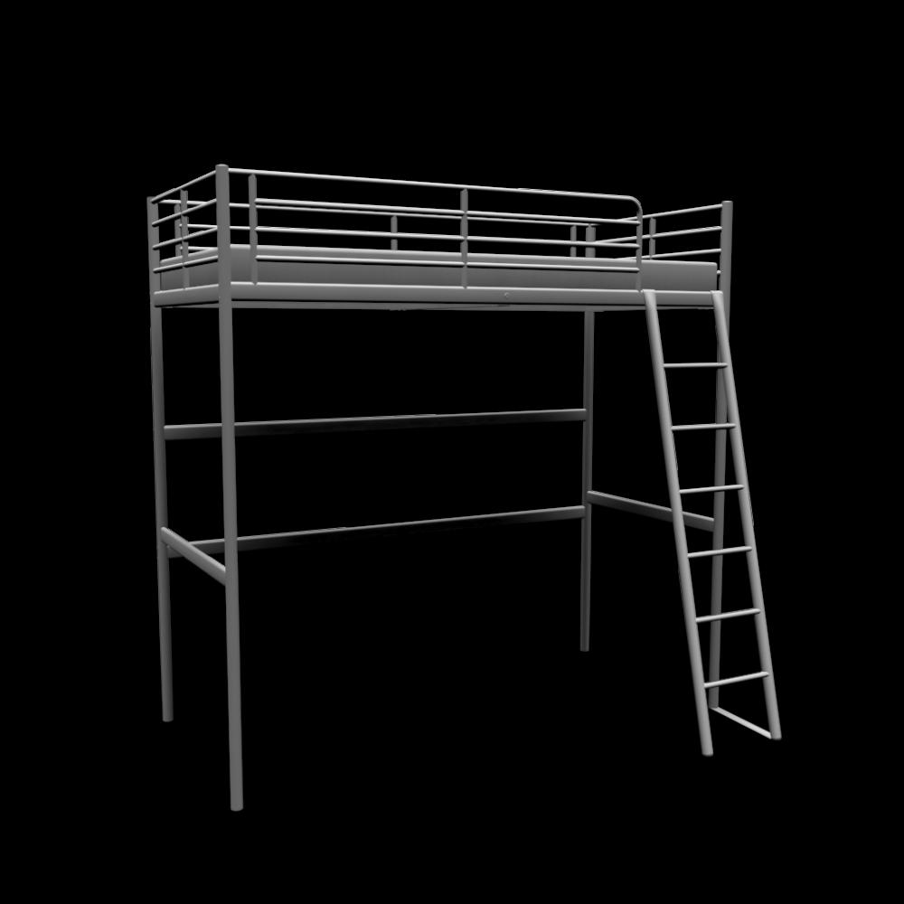 ikea loft bed ideas tromsoe loft bed frame beds start 3d room design producer inter