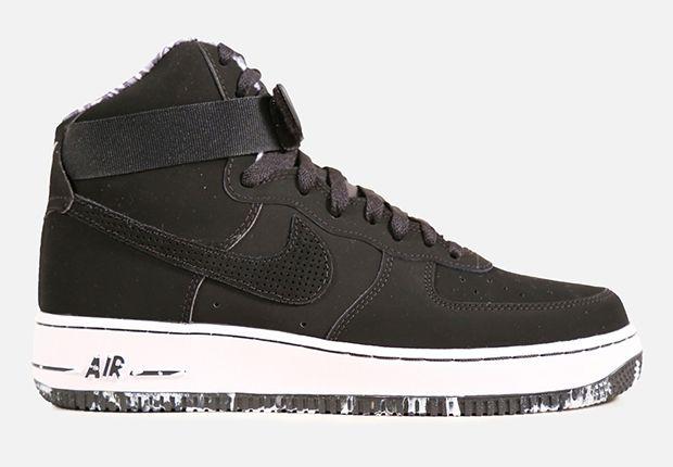 Nike Air Force 1 Confort Élevé Lux Jeff