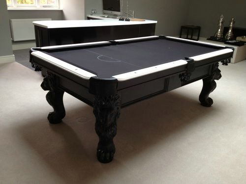 Best Olhausen Pool Tables Black