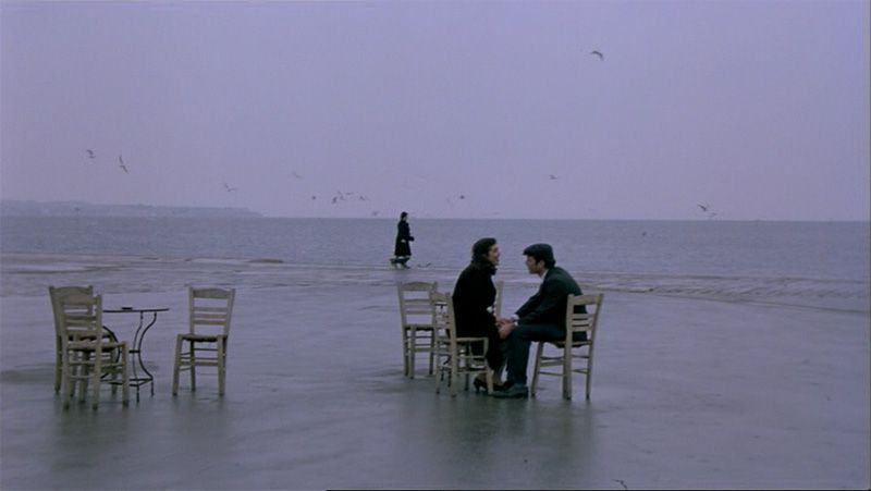Moviescapes Master Theo Angelopoulos from Greece in his Weeping Meadow Trilogy #scenesfrommovies