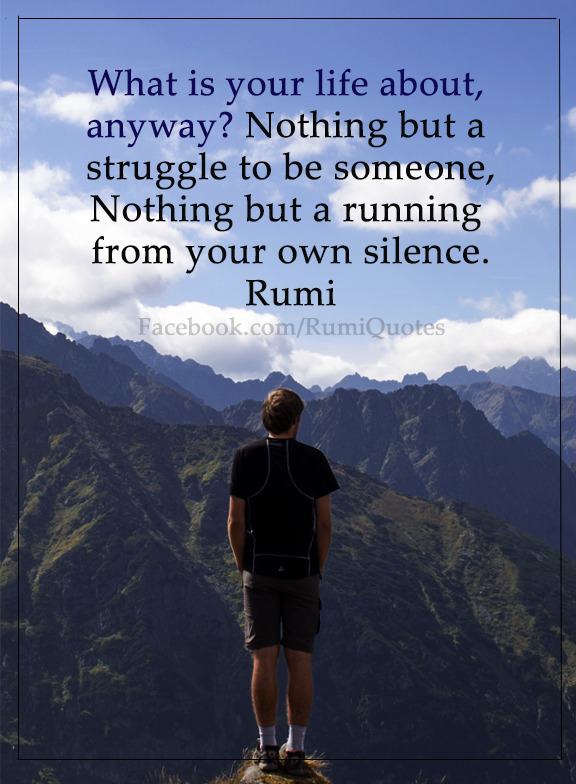 Epingle Sur Top Rumi Quotes
