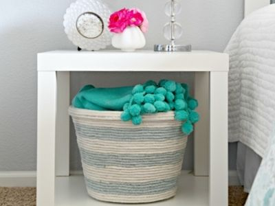 10 Beautiful DIY Baskets ...