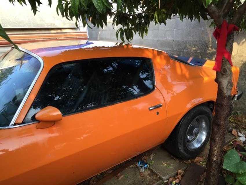 2nd Gen 1974 Chevrolet Camaro W Rebuilt Engine For Sale In
