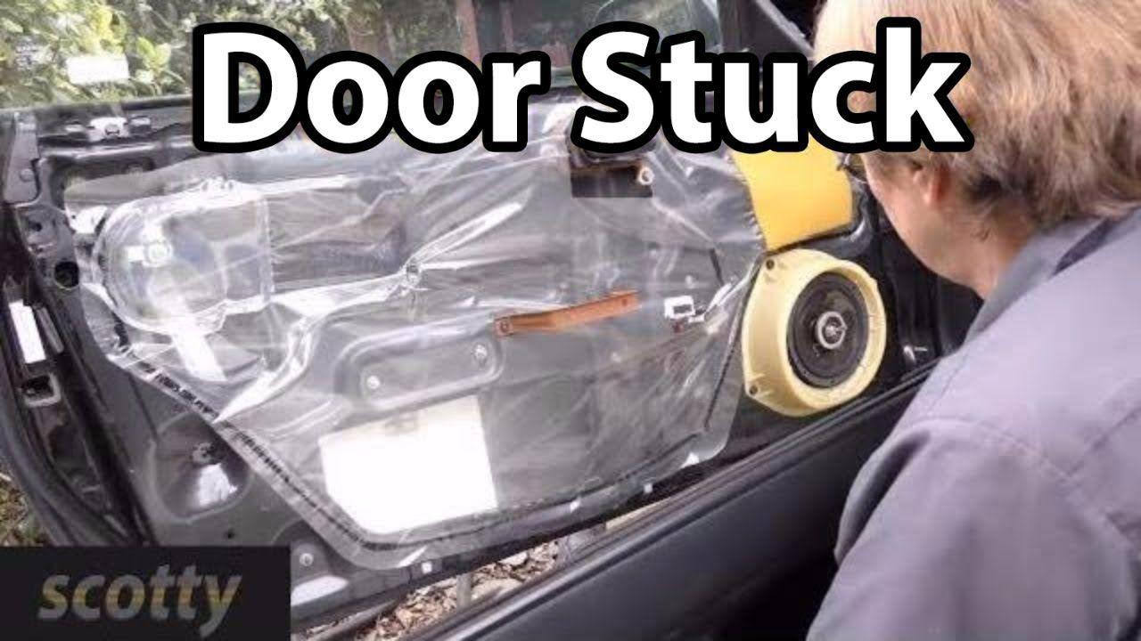Fixing Car Door That Won T Open Truck Repair Car Door Auto Repair