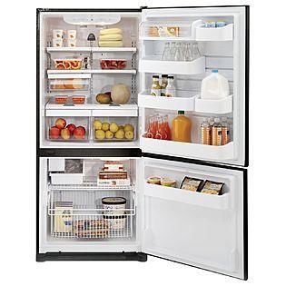 Kenmore 19 7 Cu Ft Bottom Freezer Refrigerator Energy Star Sears Item 04679009000 M Top Freezer Refrigerator Bottom Freezer Refrigerator Refrigerator