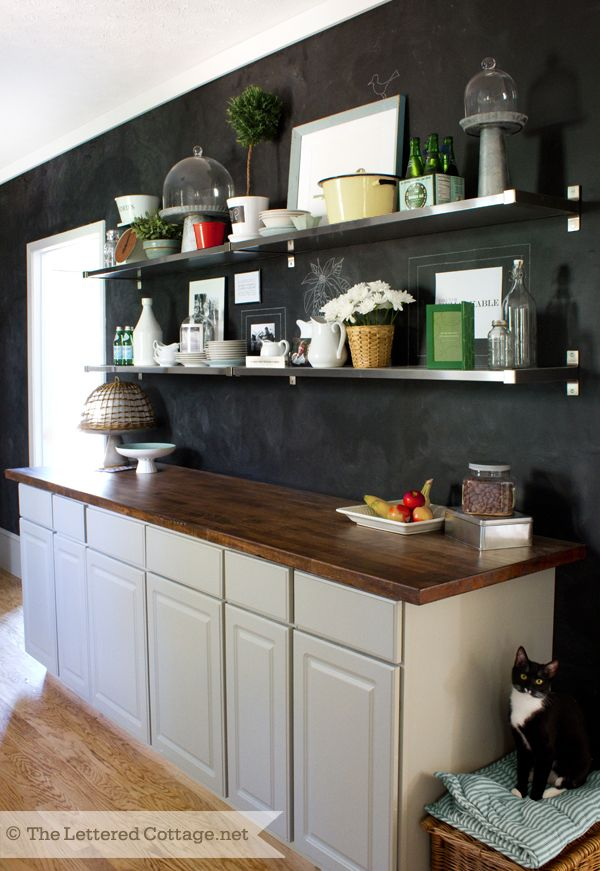 No Day Ever Ends If It Makes A Memory Chalkboard Wall Kitchen