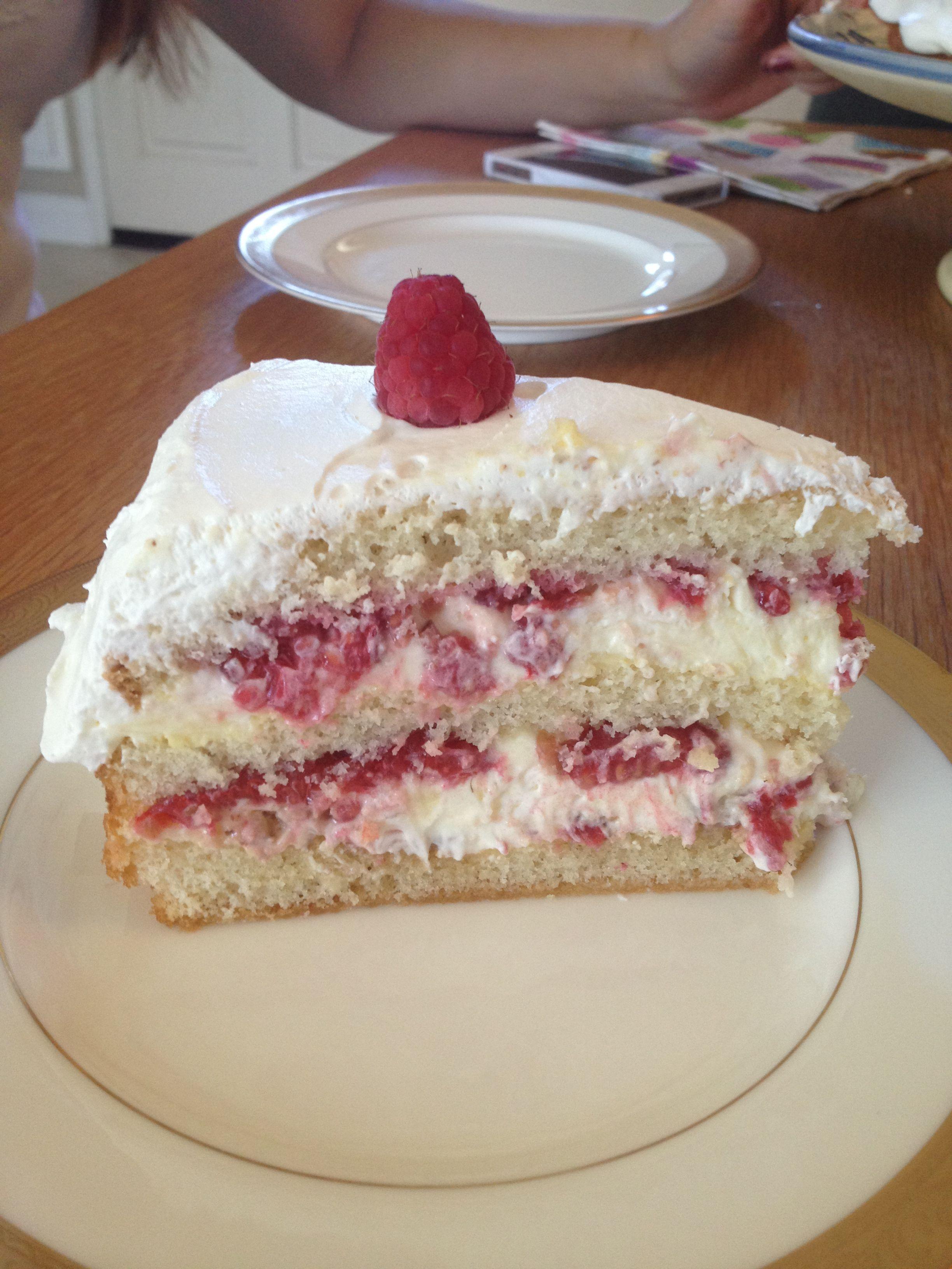 Dansk Lagkage Danish Birthday Cake Green Desserts Danish Food Scandinavian Food