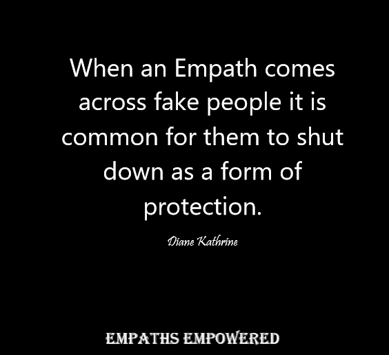Why the Unusual Empath Reaction to Lies?