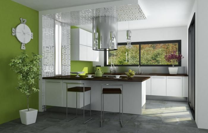 cocinas modernas - Buscar con Google | COCINAS | Pinterest | Cocina ...