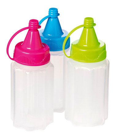 Another great find on zulily! Pink, Green & Blue