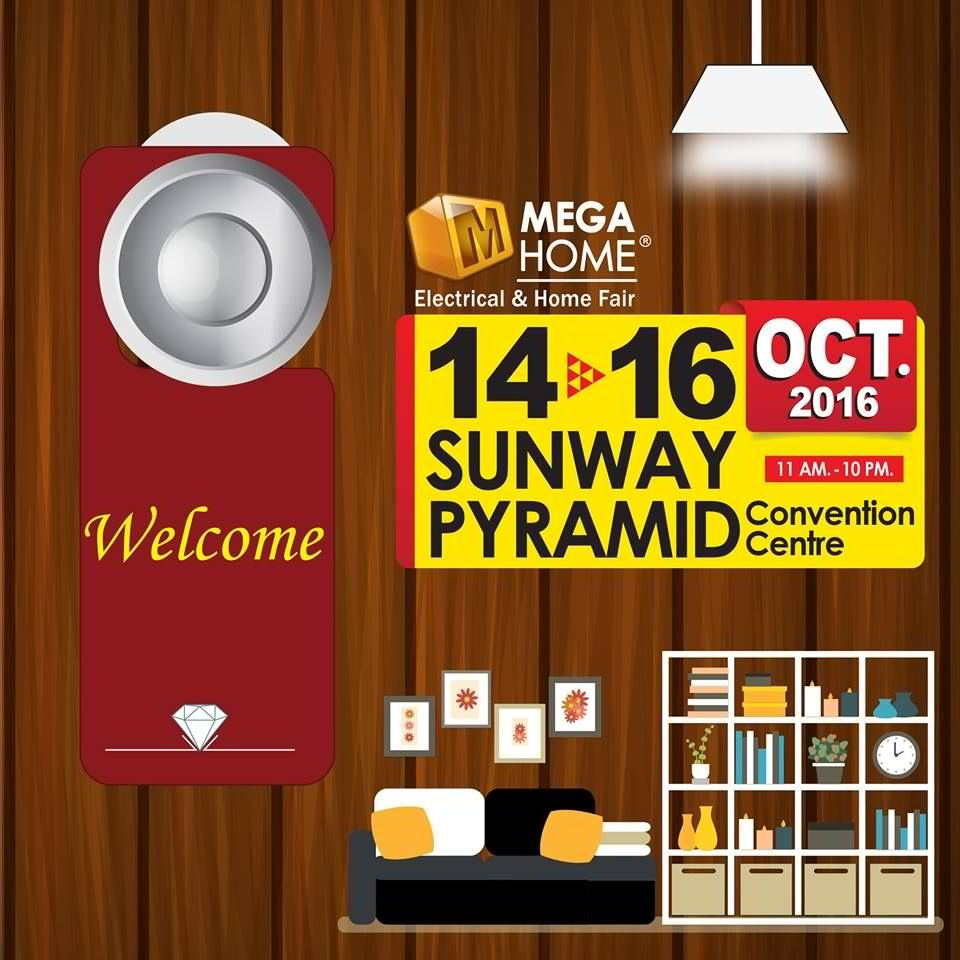 Mega Home Malaysia Are Having Their Electrical U0026 Home Fair At Sunway  Pyramid COnvention Centre. Enjoy CHEAPER Hot Deals Across Furniture,  Mattress, ...