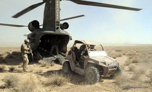 Polaris Defense Military Grade 2013 MRZR | Rides ...