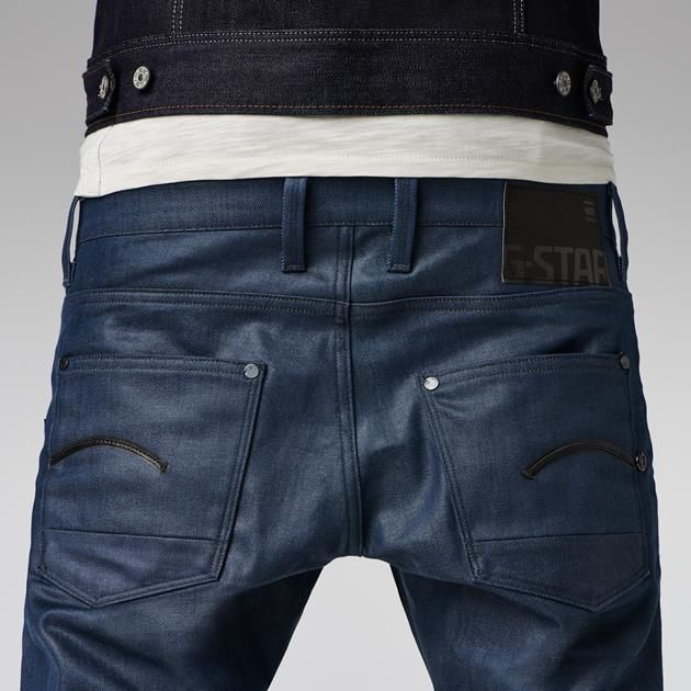 19db5a07bfb G-Star RAW - Men — Jeans — DEFEND SUPER SLIM | Jeans | Jeans, Raw ...