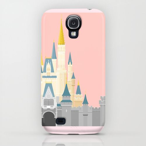Cinderella Castle  iPhone & iPod Case