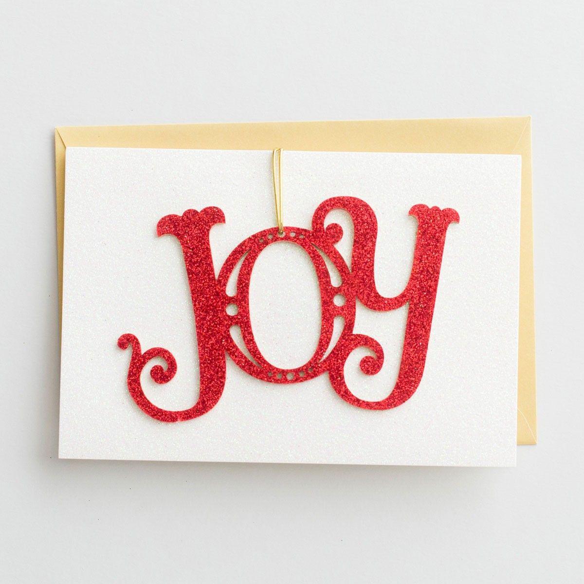 Joy 8 Christmas Premium Boxed Cards I Believe Pinterest