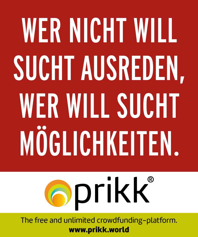 Jetzt Jetzt Jetzt PRIKK - the next level of crowdfunding