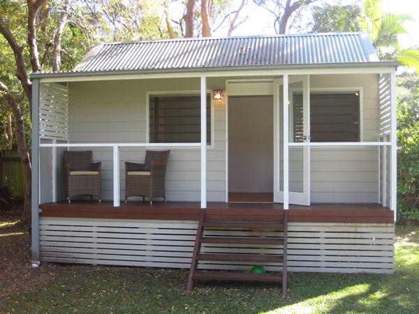 House · Backyard Cabins Designs.