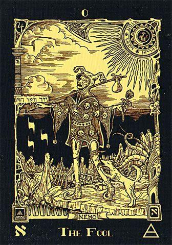 Book Of Azathoth Tarot Deck With Images Tarot Cards Art Tarot