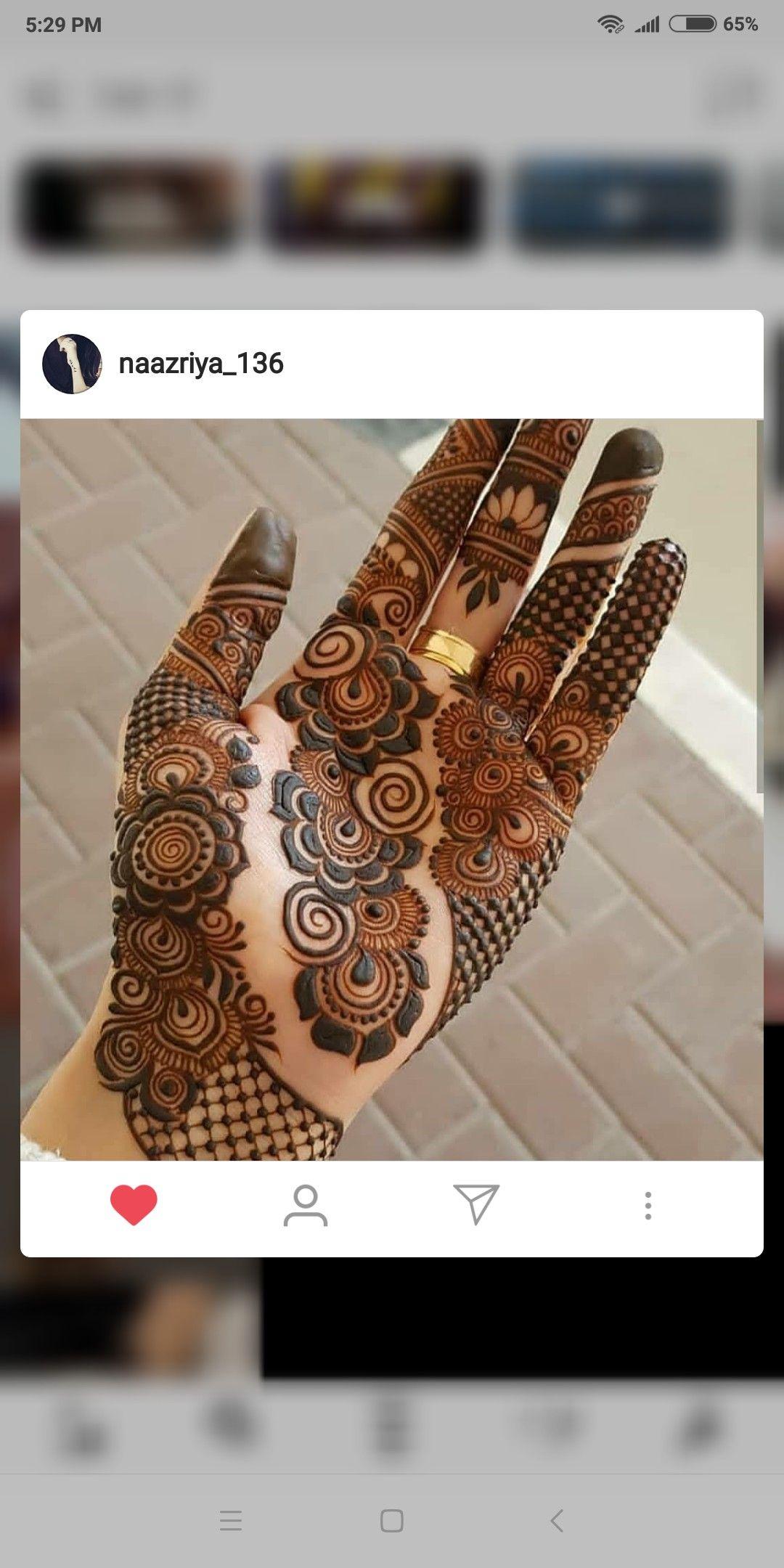 Pin By Aravind Theri On Mehndi Latest Mehndi Designs Bridal Mehendi Designs Hands Mehndi Designs