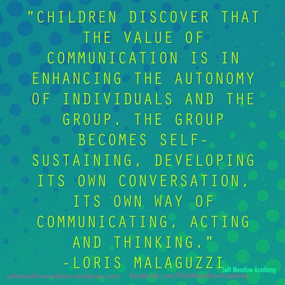Loris Malaguzzi Teacher Quotes Inspirational Teaching Quotes Early Childhood Quotes