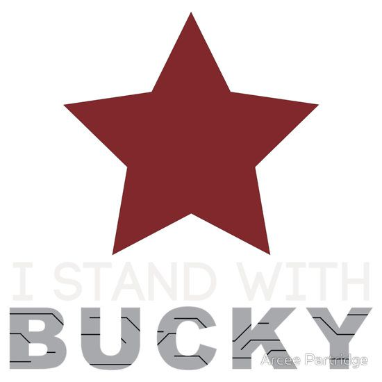 I Stand With Bucky