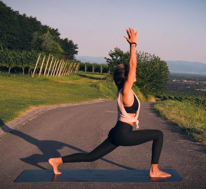 Photo of In this playlist you will find great yoga routines to take part in. Cli …