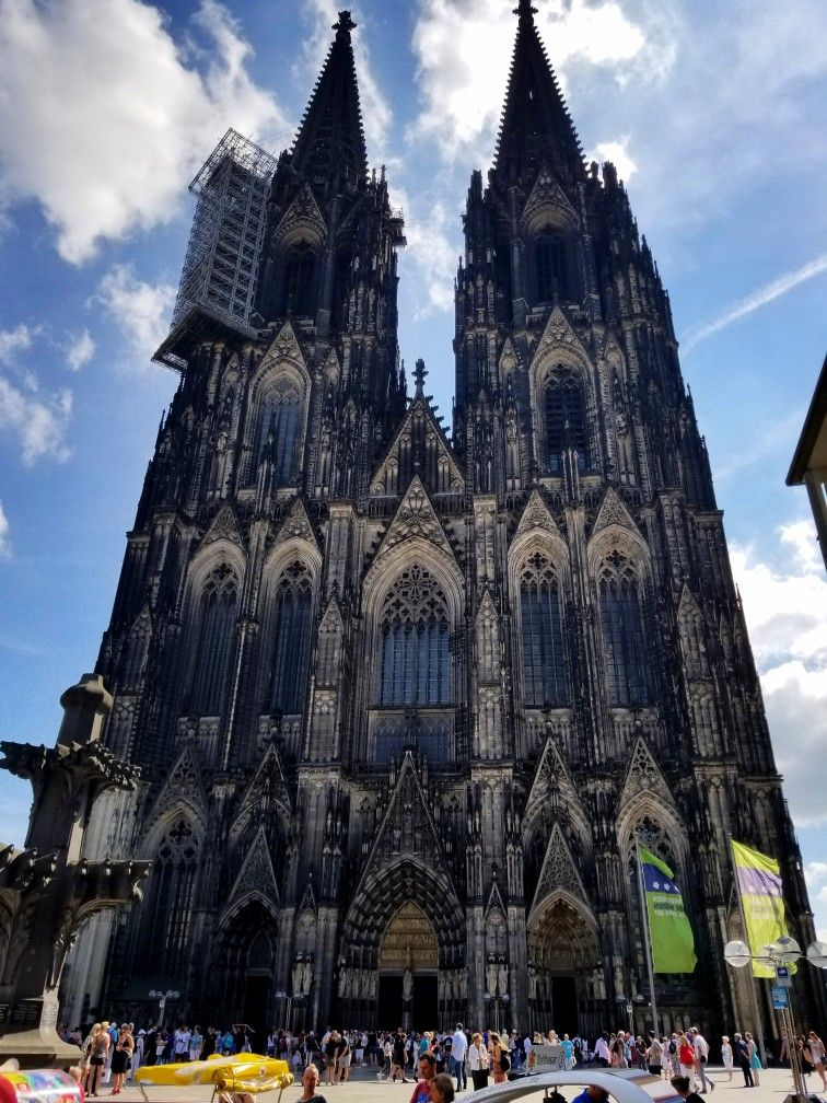 The Famous Cologne Cathedral Cologne Germany Cologne Cathedral Cathedral Germany