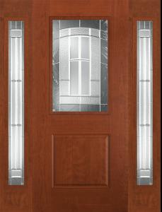 Masonite-- same door with nickel caming cherry stain $2999-3599 & Masonite-- same door with nickel caming cherry stain $2999-3599 ... pezcame.com
