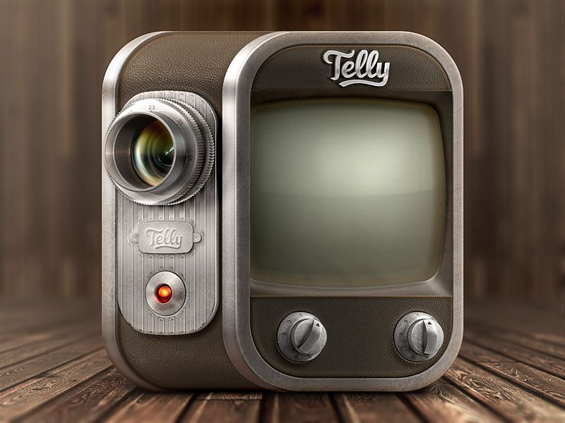 Telly Icon