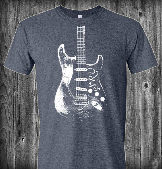 stevie ray vaughan srv guitar t shirt by luckyarmadillo on etsy guitars guitars. Black Bedroom Furniture Sets. Home Design Ideas