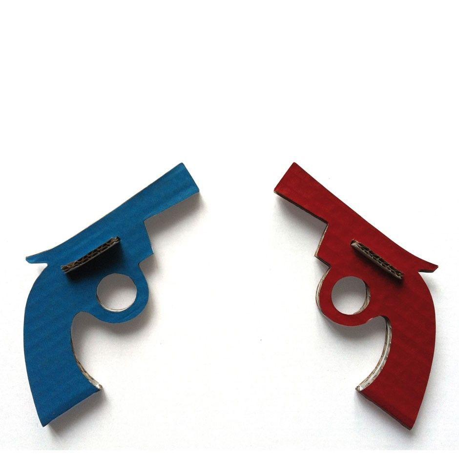 pistolets accessoire déguisement loisir créatif enfant fabriqué France