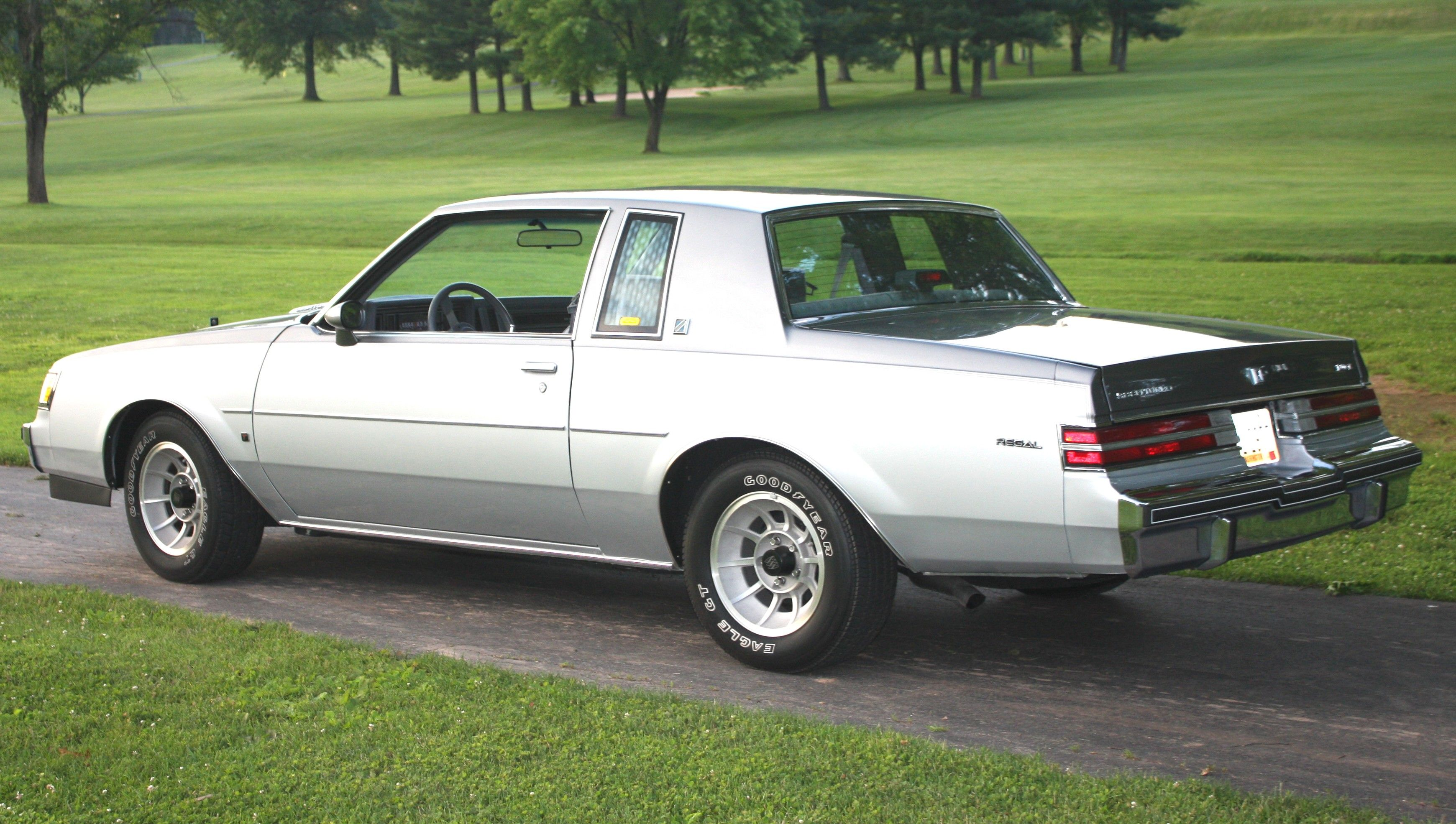 gallery xstasy photo grand july national buick gnx htm rearpax replica
