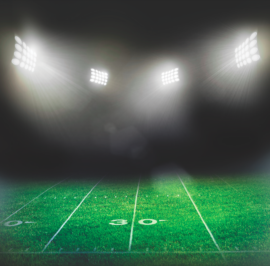 Stadium In Lights And Flashes Sports Images Sports Photos Stock Images Free