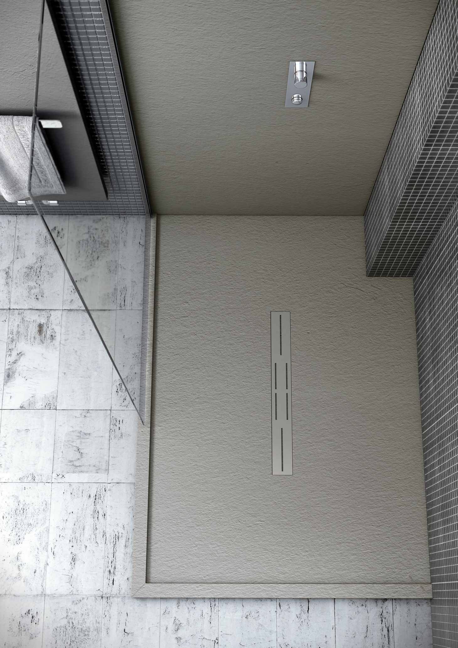 Silex Privilege Box Fiora And Shower Tray Privilege Gratings
