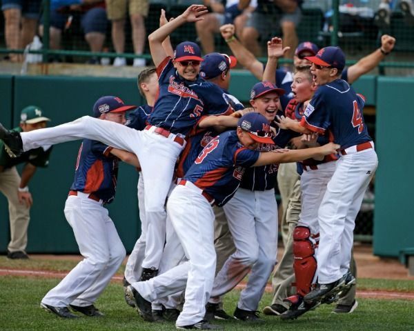 Little League World Series 2016 Champions 5 Facts About Team Usa New York Http Www Morningledger Com Little League Wor Little League World Series League