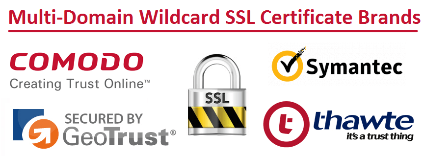 why choose multi-domain wildcard ssl for multiple domains & sub ...