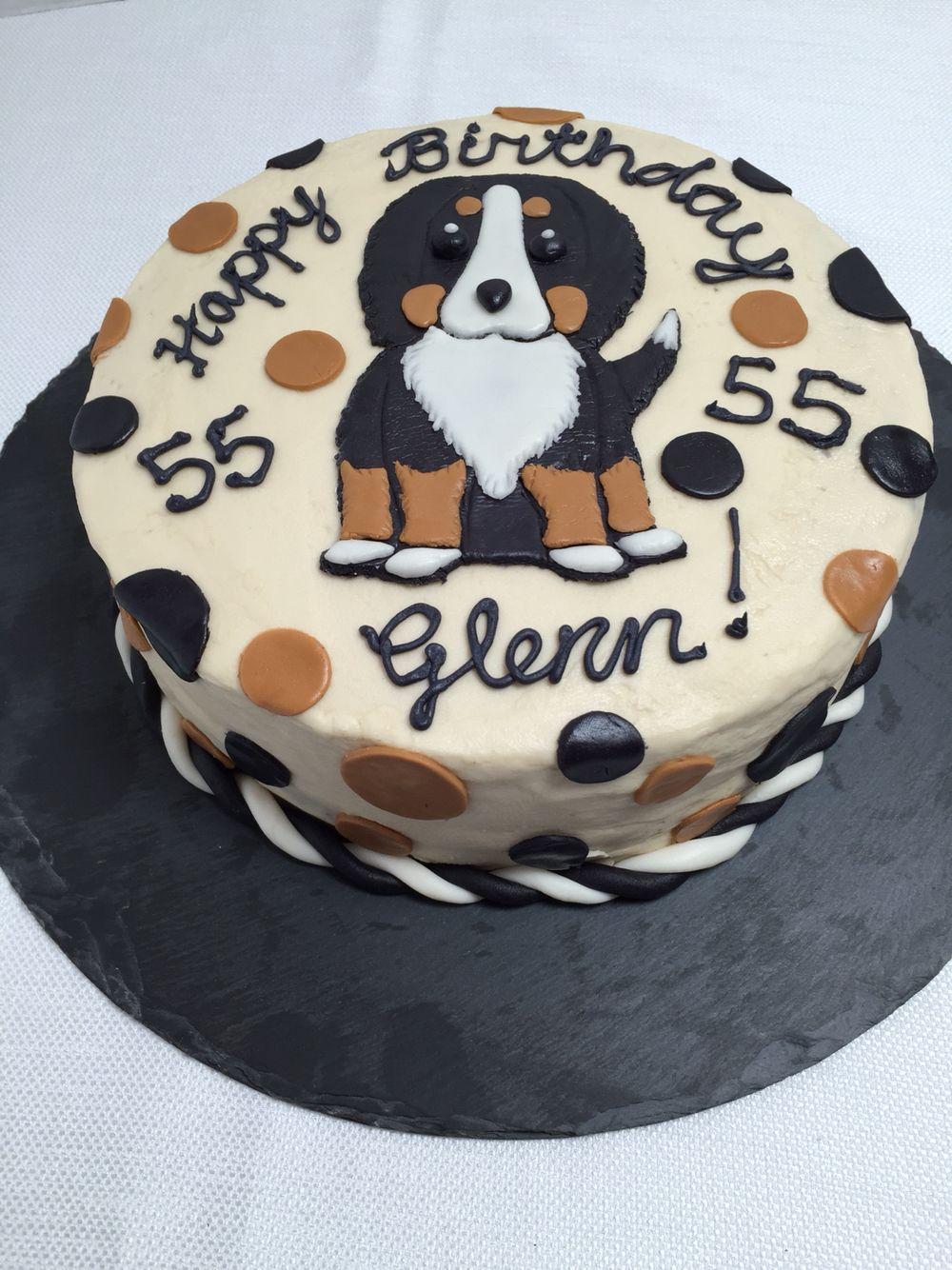 dog cake topper printable