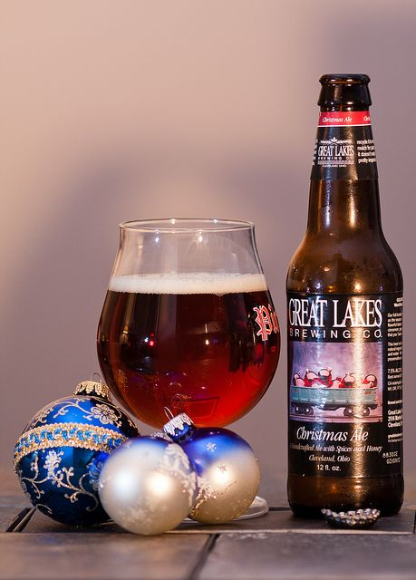 Great Lakes Christmas Ale | Ale, Wine and Beer food