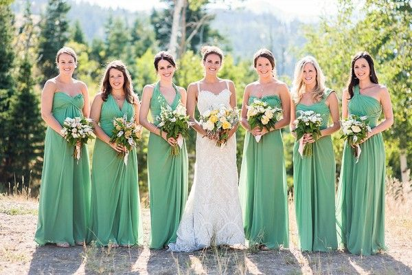 17  images about Bridesmaid dresses on Pinterest - Machine a ...