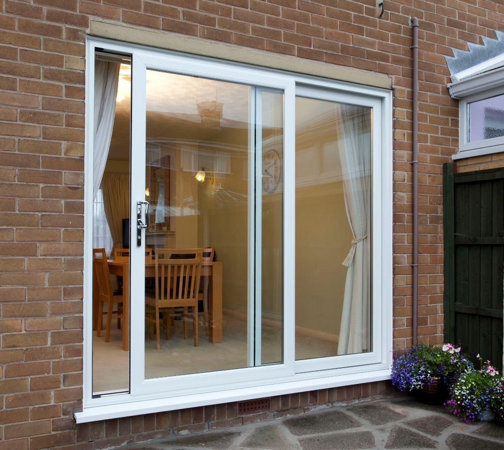 Attractive And Safety Patio Doors Home Depot Accessories