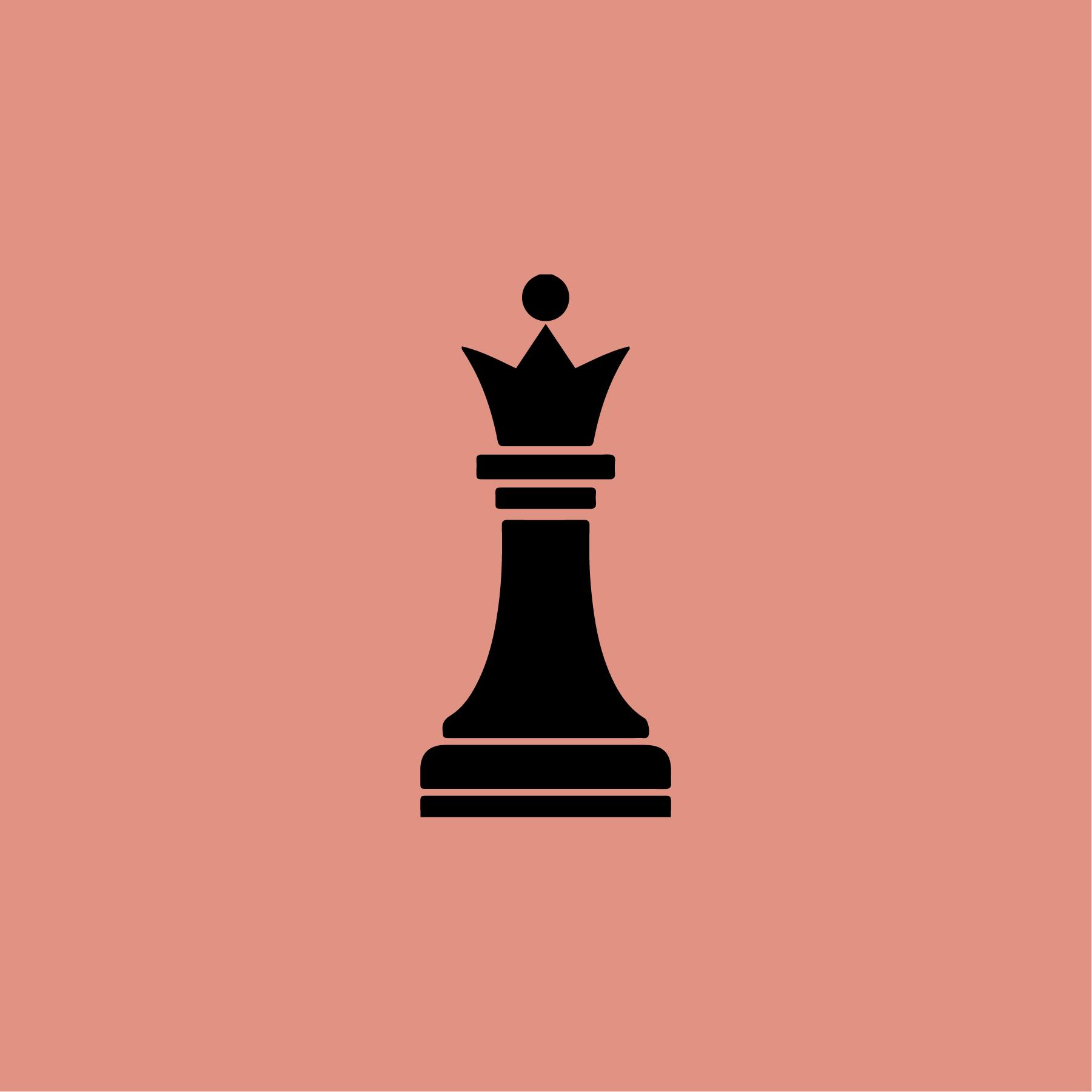 Chess Piece Logo Icon Creative Branding Design Creative Branding Branding Design Studio